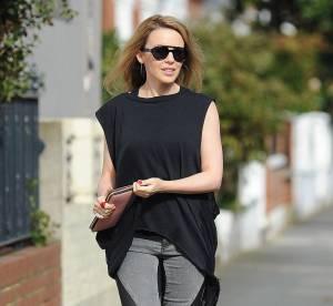 Kylie Minogue, la déesse transformée en rock star