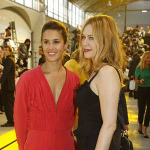 Olivia Bonamy et Marie-José Croze au défilé Rykiel.