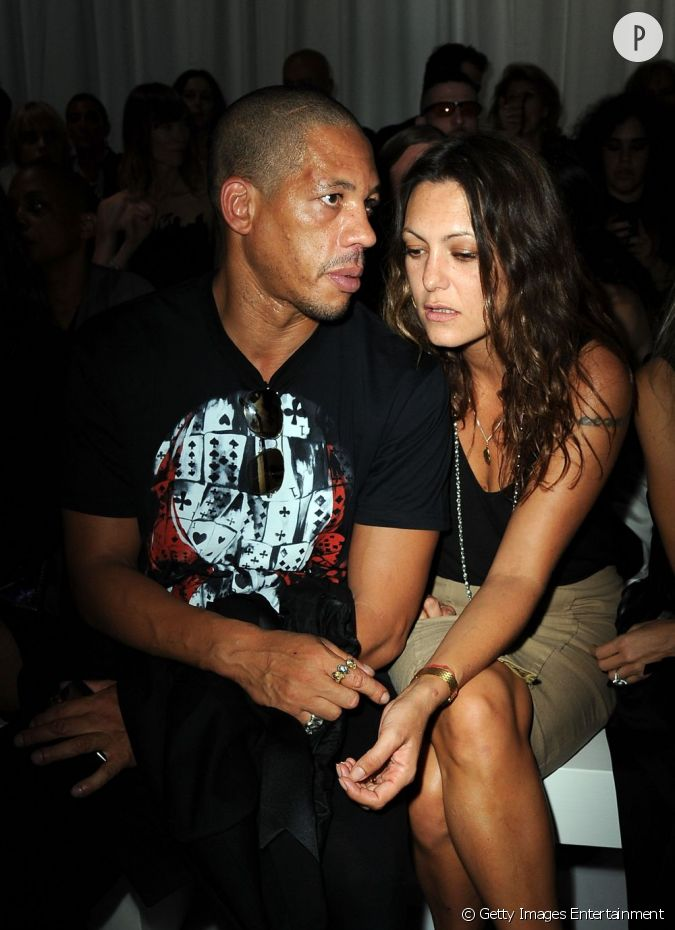 Joey starr au d fil givenchy for Beatrice dall joey starr