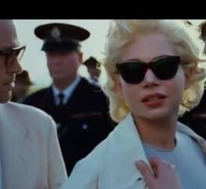 """La bande annonce de """"My Week With Marilyn""""."""
