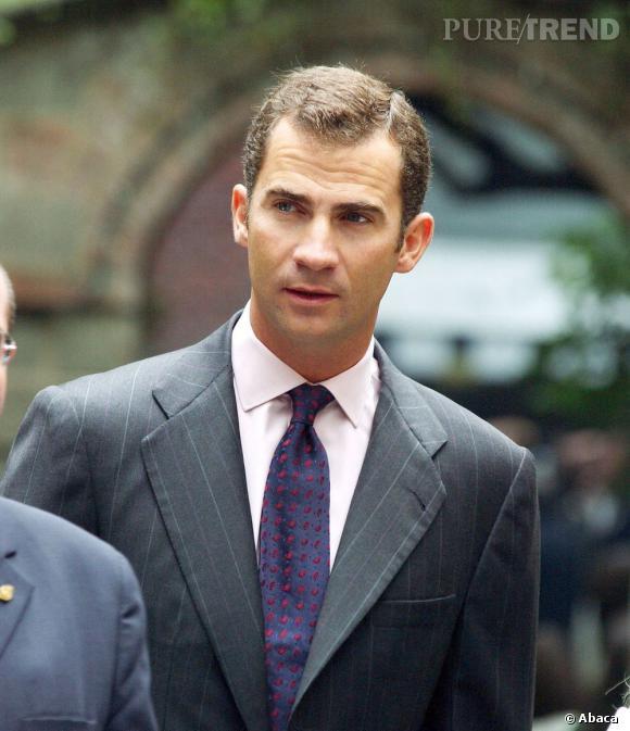 Quoi de mieux qu'un Prince pour la jolie blonde ? Elle a eu une aventure avec le Prince Felipe d'Espagne en 2002.