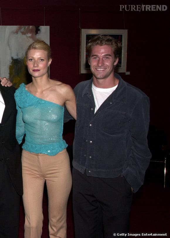 """Gwyneth Paltrow a rencontré Scott Speedman sur le tournage du film """"Duo d'un jour"""" (dont on a aucun souvenir) et a partagé une courte romance avec lui juste avant de se mettre avec Chris Martin."""