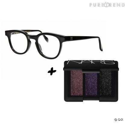 quel fard paupi res avec mes lunettes. Black Bedroom Furniture Sets. Home Design Ideas