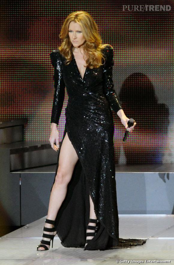 Nous ne pouvions pas ne pas citer Céline Dion, mère de trois enfants, elle enflamme toujours Las Vegas avec ses shows.