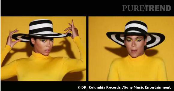 """Décryptage du nouveau clip de Beyoncé """"Countdown""""."""