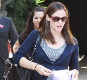 Jennifer Garner : trop decontractée, elle est loin de faire des étincelles