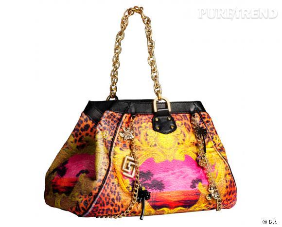 Versace pour H&M : les must have Sac en cuir, 179 €.