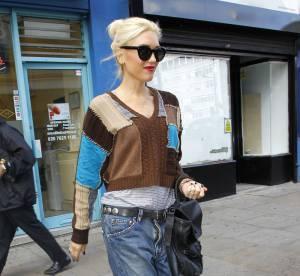 Gwen Stefani ose le patchwork moche