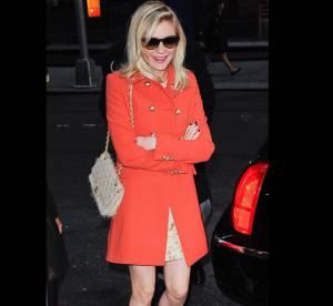 Kirsten Dunst n'a peur de rien... A shopper !