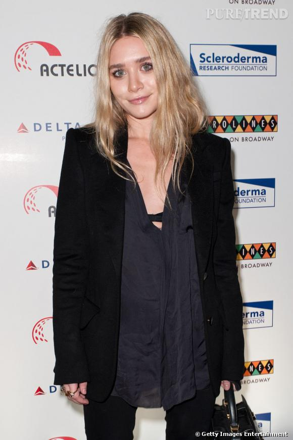 Ashley Olsen à la soirée Cool Comedy 2011 à New York.