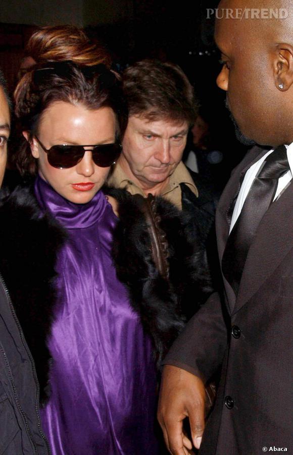 Britney Spears et son Papa, une histoire compliquée. Aujourd'hui encore la chanteuse est sous la tutelle de son père.