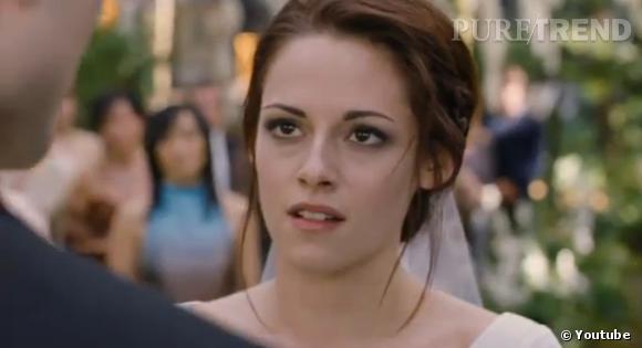 Twilight 4 : achetez la robe de mariée de Bella - Puretrend