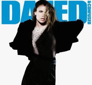 Juliette Lewis, lumineuse. La future star qu'elle a choisie : James Walbourne, un chanteur rock.