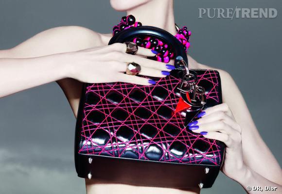 Collection Christian Dior par Anselm Reyel.