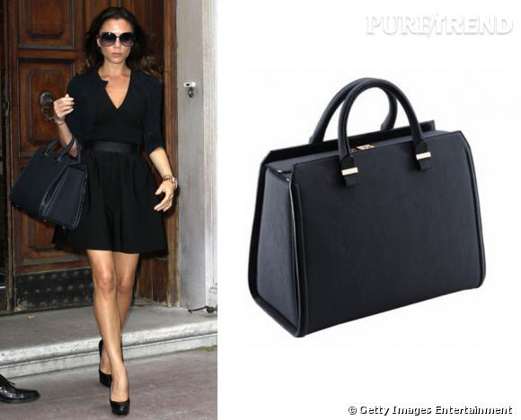 Le it-bag de Victoria Beckham : un doctor bag de sa propre marque !