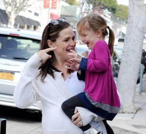 Jennifer Garner, la plus heureuse des mamans