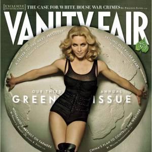 Madonna revêt son plus beau body pour Steven Meisel.
