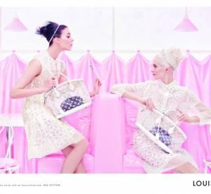 Louis Vuitton, Printemps-Eté 2012.