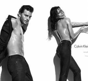 Eva Mendes shootée par Steven Meisel pour la campagne Automne-Hiver 2009/2010 Calvin Klein Jeans.