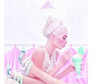 La nouvelle campagne Louis Vuitton Printemps-Eté 2012 shootée par Steven Meisel.