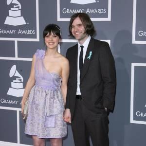 Zooey Deschanel s'était mariée avec Ben Gibbard il y a deux ans. Ils se sont séparés en novembre 2011.