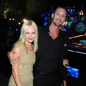 """Kate Bosworth et Alexander Skarsgard, l'acteur de """"Trube Lodd"""", c'est terminé. Après une histoire de deux ans."""