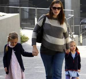 Jennifer Garner, une maman comme les autres