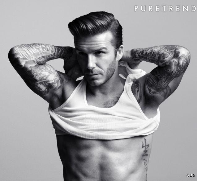 David Beckham et H&m Nous