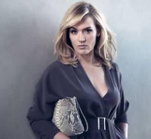"""Kate Winslet égérie de la marque St John. """"Scenes of a Woman""""."""