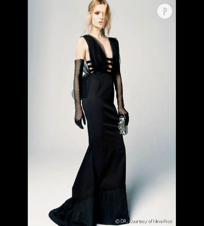Collection Nina Ricci Pre-Fall 2012...