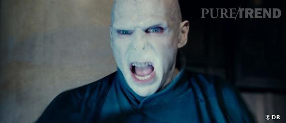 Pourquoi   nous   fait-  il peur ?  Parce que c'est Voldemort.