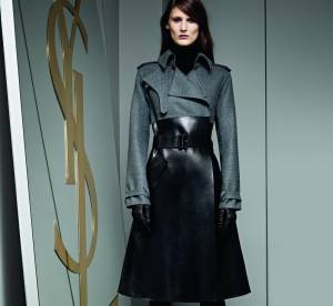 Yves Saint Laurent Pre-Fall 2012