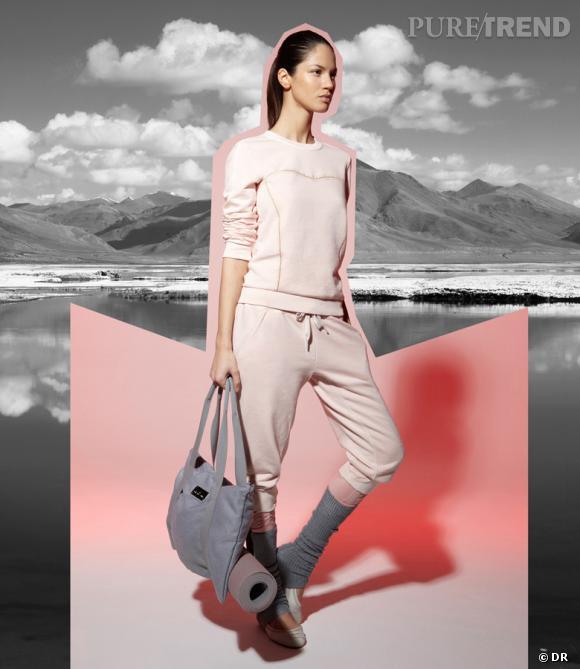 La mode Yoga Collection Yoga Adidas by Stella McCartney.