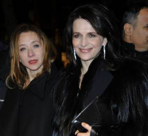 Juliette Binoche, decontraction revendiquee