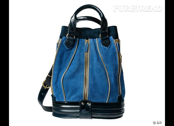 La tendance sac à dos : le bon shopping      Cathy Bag Lacoste, 625 €   Disponible à partir de mars