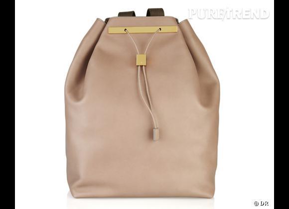 La tendance sac à dos : le bon shopping     Sac à dos The Row, 3160 € sur  www.net-a-porter.com