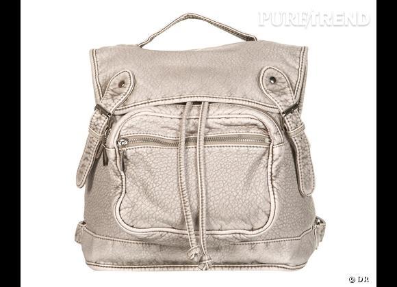 La tendance sac à dos : le bon shopping     Sac à dos Topshop, 47 € sur  fr.topshop.com