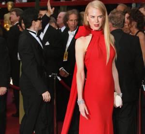 Nicole Kidman vs Emma Stone : la robe nouée