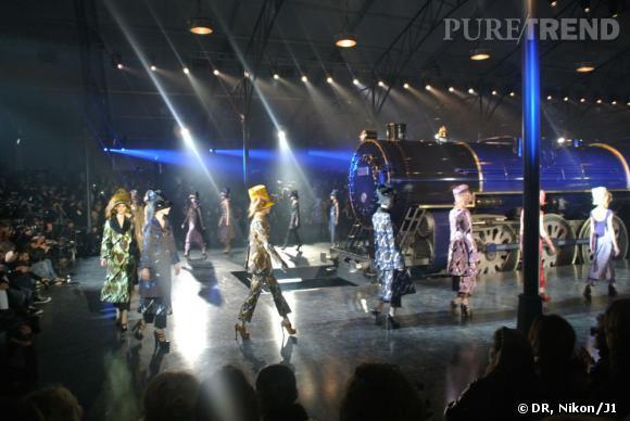 Défilé Automne-Hiver Louis Vuitton 2012/2013