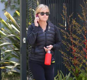 Reese Witherspoon, il va y avoir du sport !