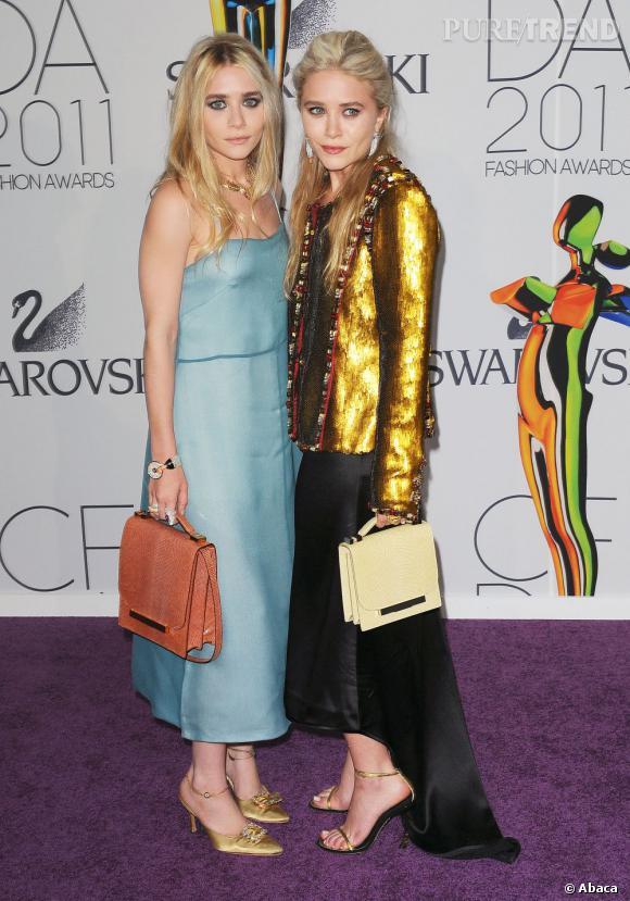 Mary-Kate et Ashley Olsen une duo absolument renversant.
