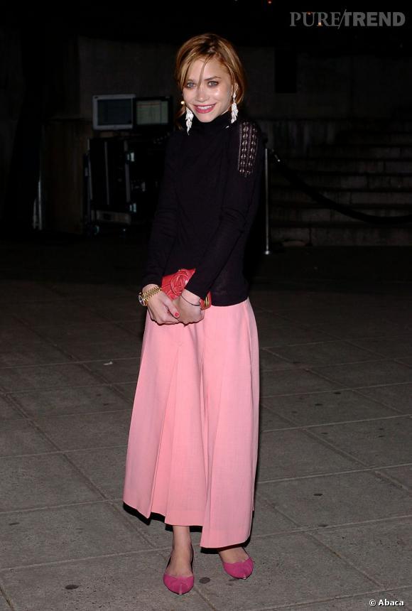 Mary-Kate Olsen en 2004 n'est pas franchement un modèle de mode... mais elle va très rapidement se rattraper.