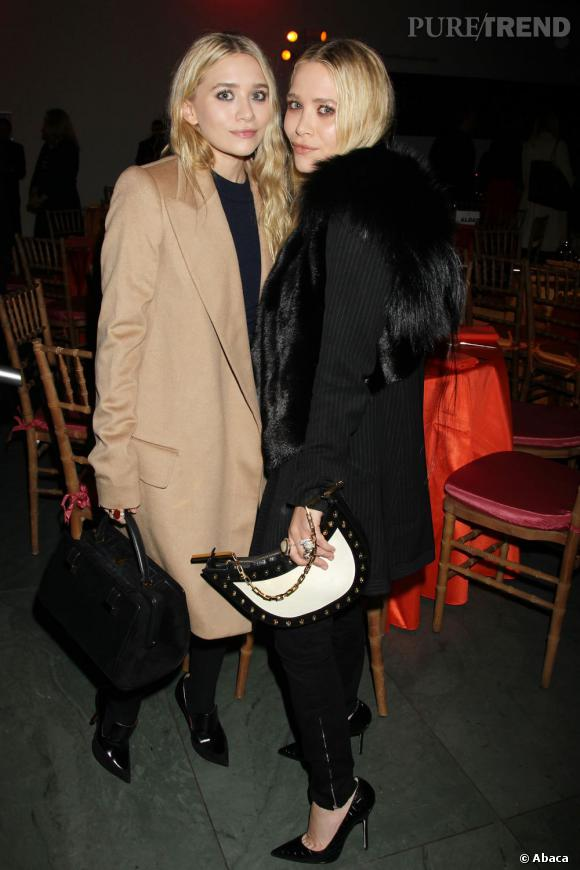 Mary-Kate et Ashley Olsen enchainent aujourd'hui encore les sans-faute. On attend la suite avec impatience...