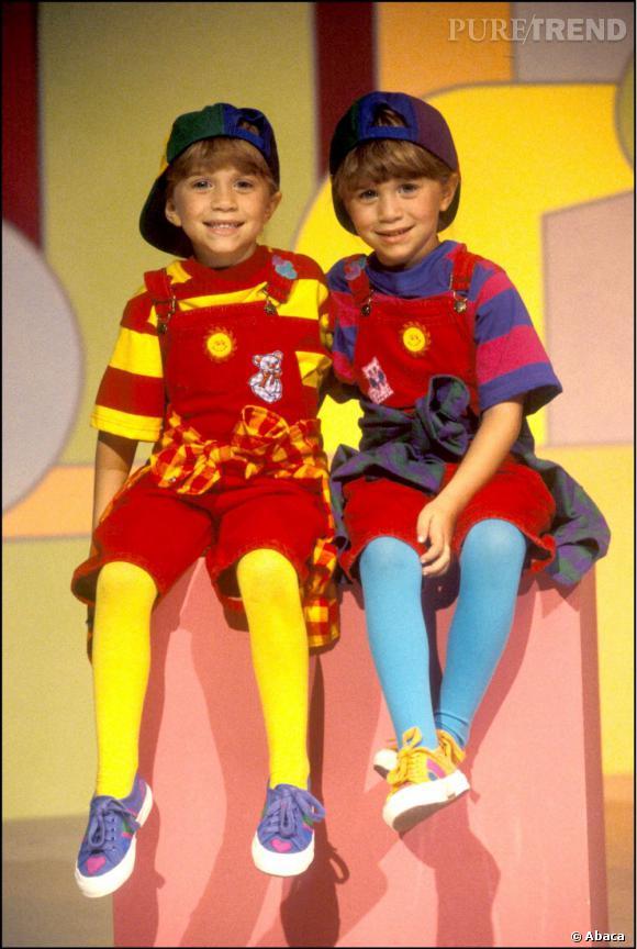Mary-Kate et Ashley Olsen : jadis baby stars, elles sont devenues de vraies emblèmes de la mode. Évolution en images...