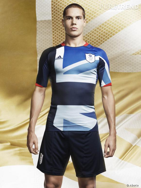 Collection Stella McCartney pour Adidas.   Jack Rodwell