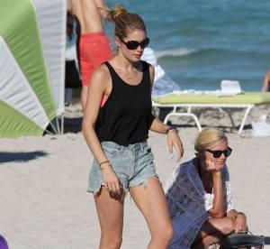 Doutzen Kroes, tout petit bikini à Miami