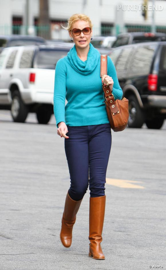 Katherine Heigl ou l'absence de style.