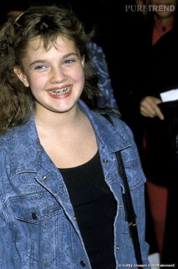 Drew Barrymore n'a pas été pardonnée non plus.