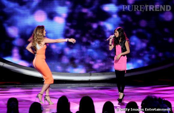 Jennifer Lopez, toute moulée.