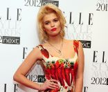 Version star :  Pixie Geldof.
